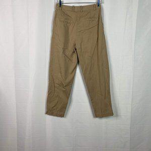 Everlane Pants - everlane women's Tan cotton pant SZ 00